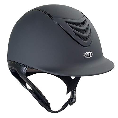 IRH IR4G Matte Vent Helmet Large Black Matte