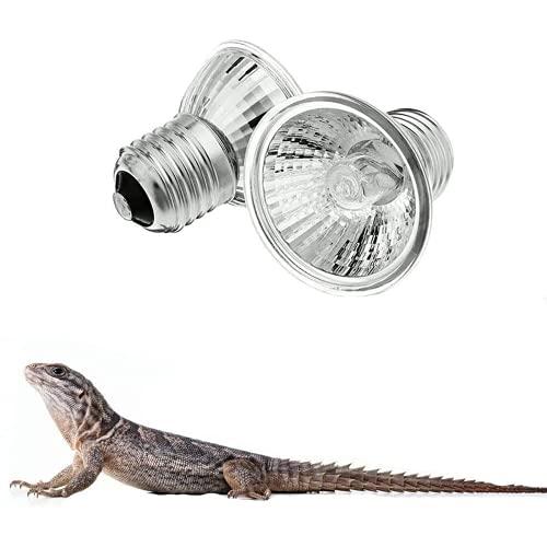 Mlcjva Luz Solar, lámpara Fluorescente, Reptil de Acuario y iluminación anfibia del hábitat Animal