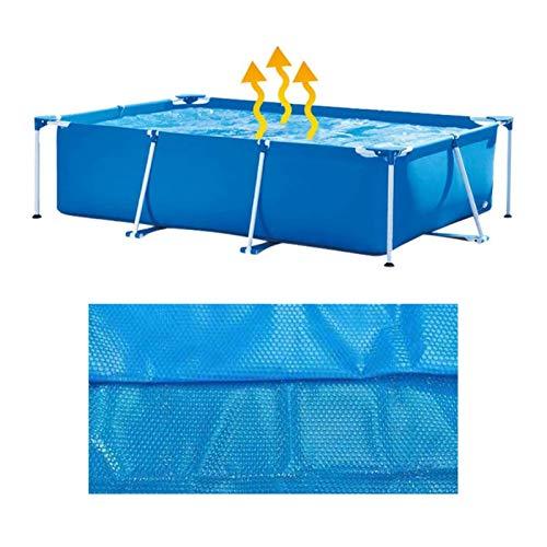 Lilangda Cobertor Solar para Piscina, Fundas para Piscinas con Protección UV Cobertor...