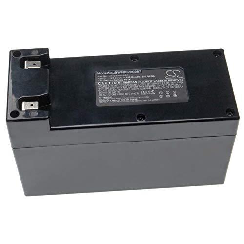 vhbw batería Compatible con Lawnbott Lizard M440, Lizard M480, Lizard M485, Q6, S1, S14, S14N, S2 Robot cortacésped (10200mAh, 25.2V, Li-Ion)