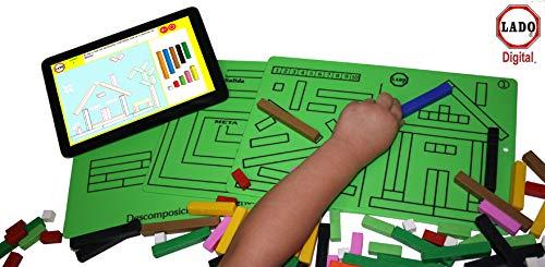 LADO Regletas Método Digital Completo