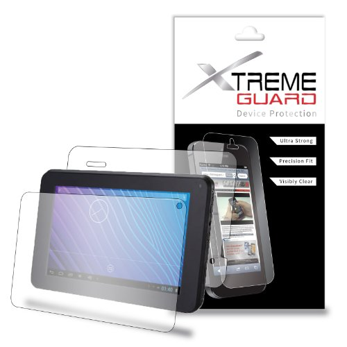 """XtremeGuard™ Full Body Screen Protector for DOPO D7020 7"""" Tablet (Ultra Clear)"""