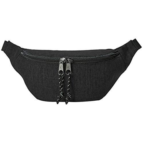 Amazon Basics - Bolsa acolchada, 2 L, negro