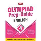 Olympiad Prep-Guide English Class - 4 (English Edition)