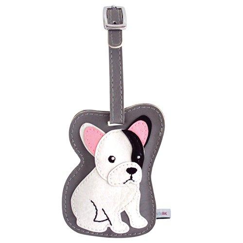 Luggage Tag, French Bulldog