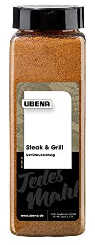 Ubena Steak- und Grillwürzer 600 g, 1er Pack (1 x 0.6 kg)