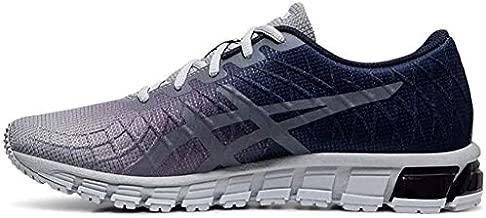 ASICS Men's Gel-Quantum 180 4 Shoes, 10.5M, Sheet Rock/Piedmont Grey