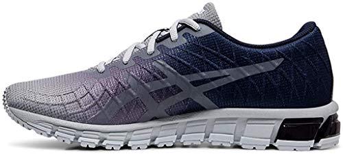 ASICS Men's Gel-Quantum 180 4 Shoes, 15M, Sheet Rock/Piedmont Grey