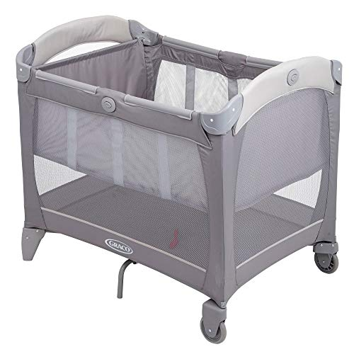 Graco Contour Bassinet Travel Cot (Birth to 3 Years Approx.) with Signature...
