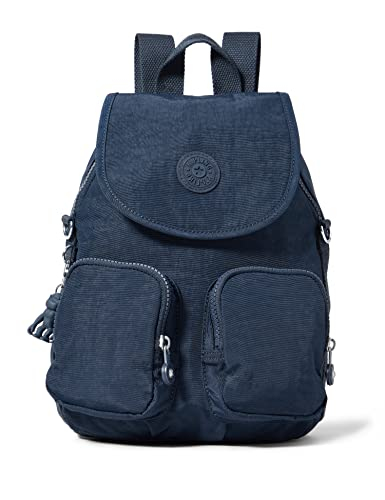 Kipling Firefly UP  Backpacks para Mujer  Azul 2  14x22x31 cm  LxWxH