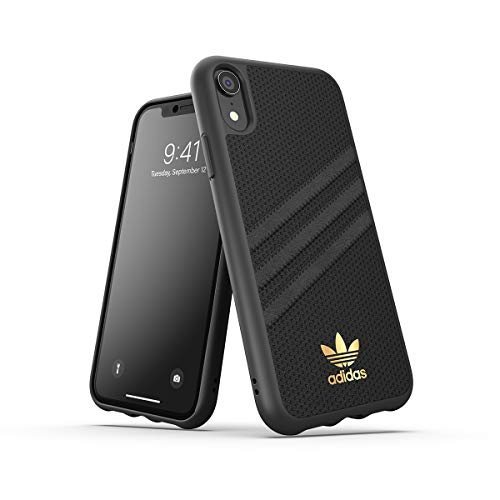 adidas Originals Funda iPhone XR Molded PU - Negro