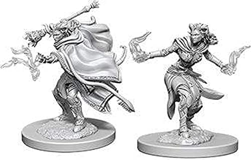 D&D Nolzurs Marvelous Unpainted Miniatures: Wave 6: Tiefling Female Warlock