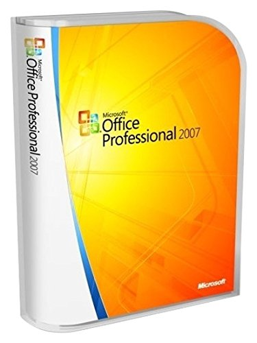 Office Professional 2007/ Windows / italienisch / CD / incl. Word, Excel, Outlook, PowerPoint, Publisher, BCM, Access [import allemand]