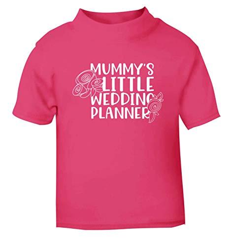 Flox Creative T-shirt pour bébé Motif maman - Rose - 6-12 mois