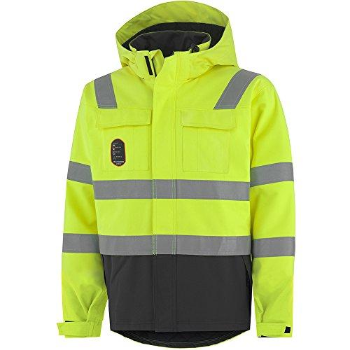 Helly Hansen Workwear Multi Norm warnschutzjacke Aberdeen isula Ted, Allround da lavoro, taglia XS, giallo, 71385