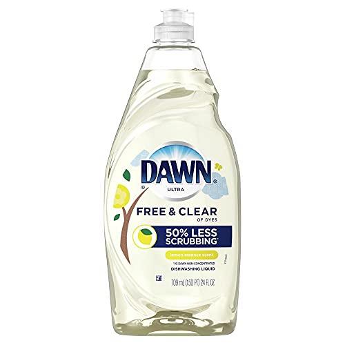Detergente Liquido Para Trastes marca DAWN