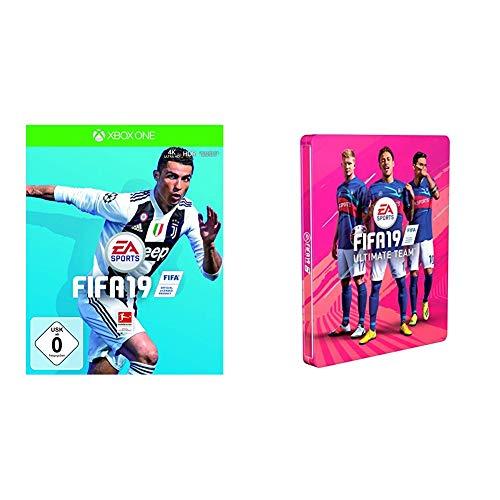 FIFA 19 - Standard Edition inkl. Steelbook - [Xbox One]