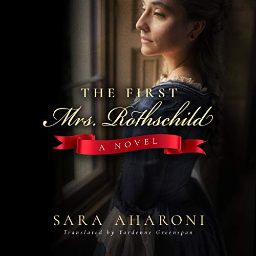 The First Mrs. Rothschild cover art