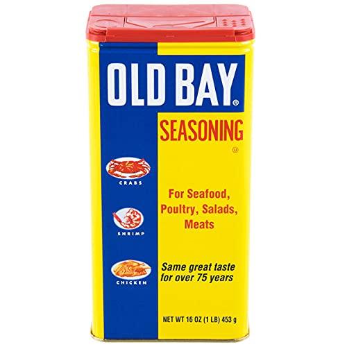 McCormick Old Bay Seasoning amerikanische Gewürzmischung in 453 g Dose von Grill Americana