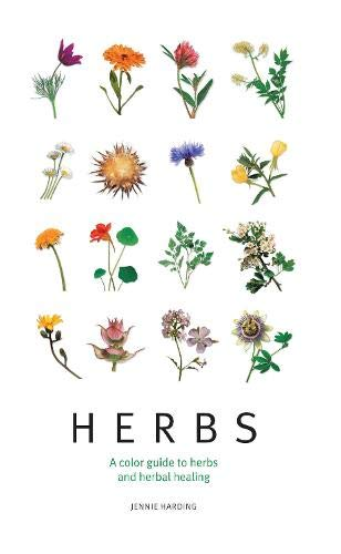 Herbs: A color guide to herbs and herbal healing