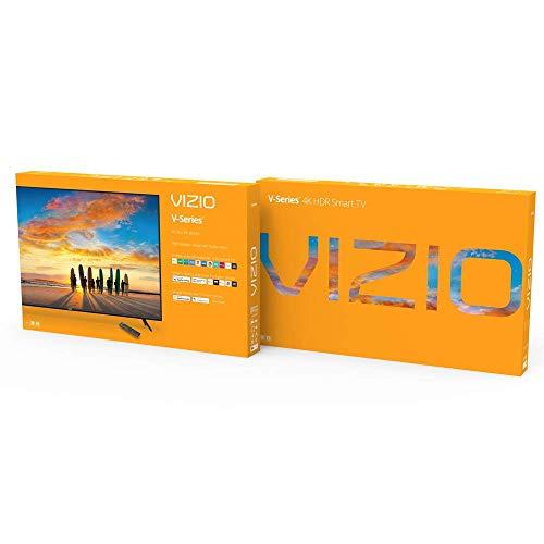 (Renewed) VIZIO 50 inches Class V-Series 4K Ultra HD (2160p) Smart LED TV (V505-G9)