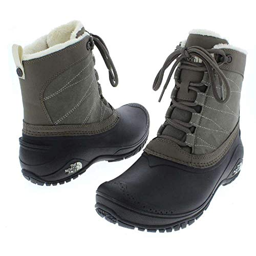 Price comparison product image The North Face Womens Stormkat Closed Toe Ankle Cold Weather,  Brown,  Size 5.0
