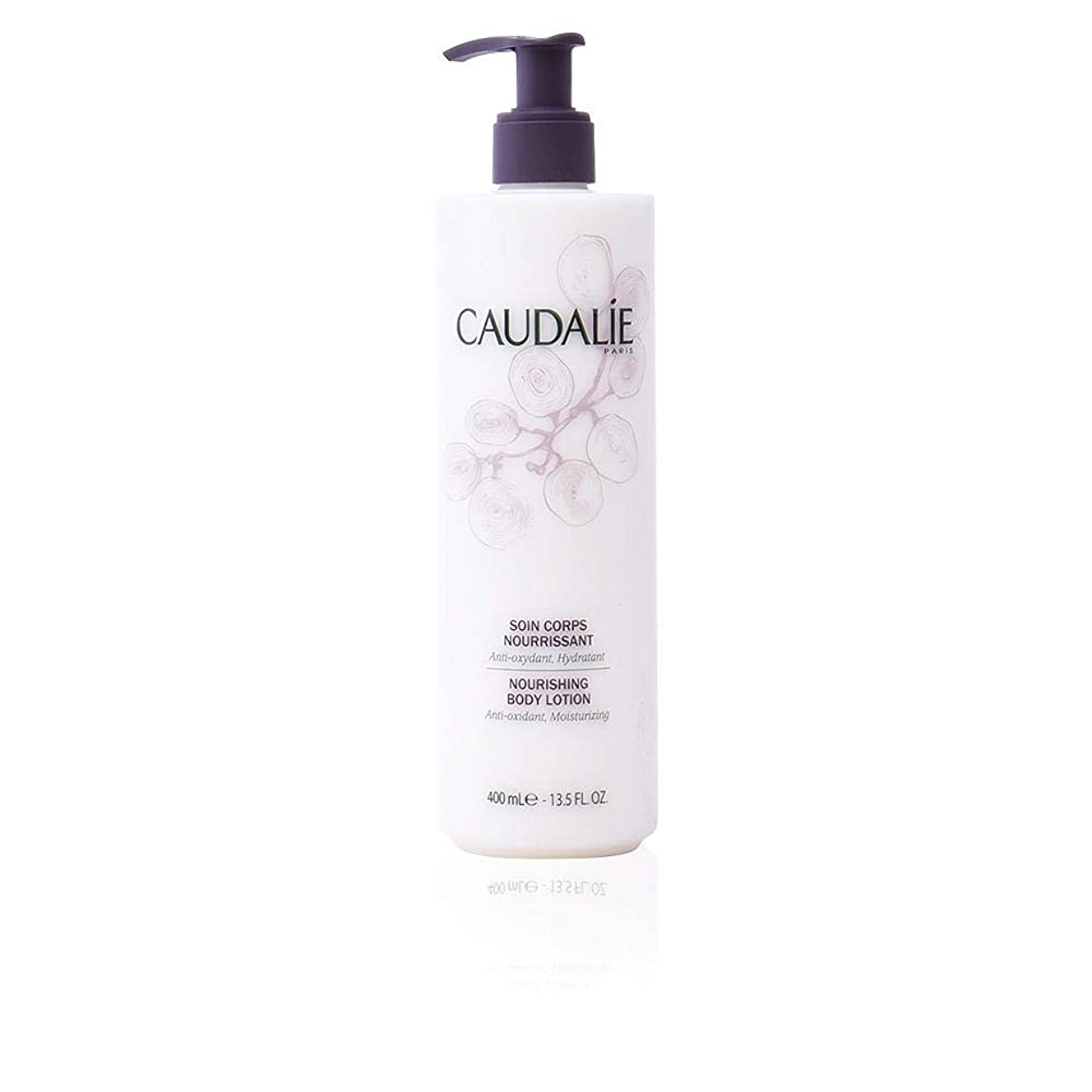 覗くスモッグ明示的にCaudalieNourishing Body Lotion (For Normal to Dry Skin) 400ml/13.5oz【海外直送品】