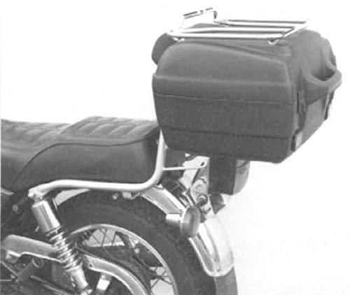 Hepco&Becker Puente para equipaje de tubo, cromado, para Suzuki GN (X) 250 E