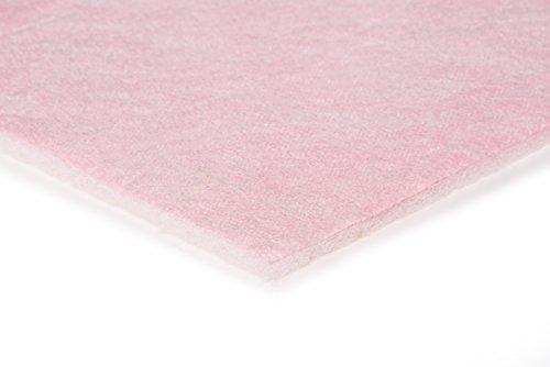 2er Pack Feinstaubfilter/Pollenfilter Filtermatte Filterklasse F7 //Farbe rosa // Größe 50 x 50 cm