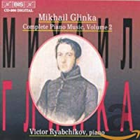 Glinka:Complete Piano Music, Vol. 2/グリンカ:ピアノ作品集 Vol・2