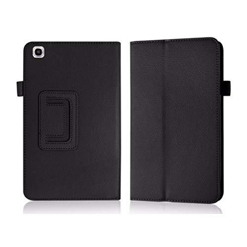 Samsung Galaxy Tab 3 8.0 Leather Case,Samsung Tab 3 8 inch Case,Beebiz Ultra Slim Lighted PU Leather Case Cover with Stand for Samsung Galaxy Tab 3 8.0 Inch Sleeve,Black