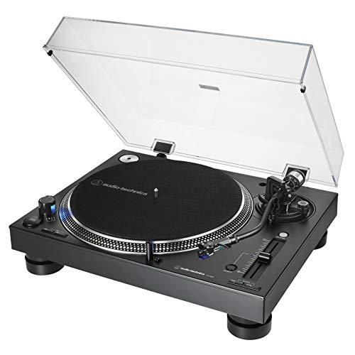 Audio Technica AT-LP140XP platenspeler zwart