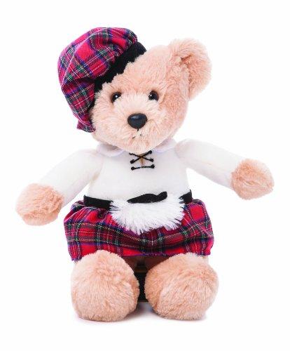 Bears 12-inch Scottish Bear Plush