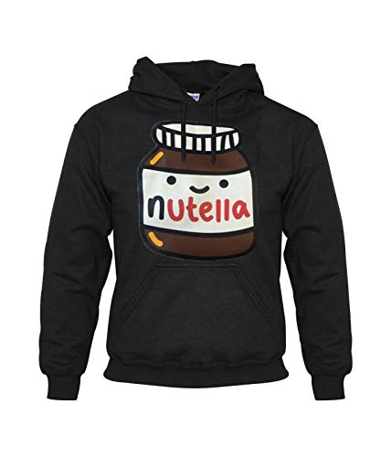 VHP Nutella Chocolate Hazelnut Spread Funny Men Hoodie Pullover