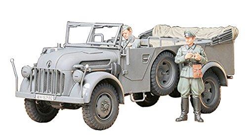 Tamiya 300035225 - Maqueta de Coche alemán Steyr Tipo 1500A/01 GL 2 (Escala 1:35, Segunda Guerra Mundial)