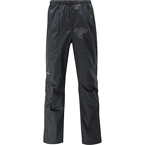 RAB Men's Downpour Pants - Black - Small