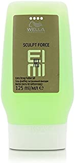Wella EIMI Sculpt Force Extra Strong Flubber Gel (Hold Level 4) 125ml/4. 23oz