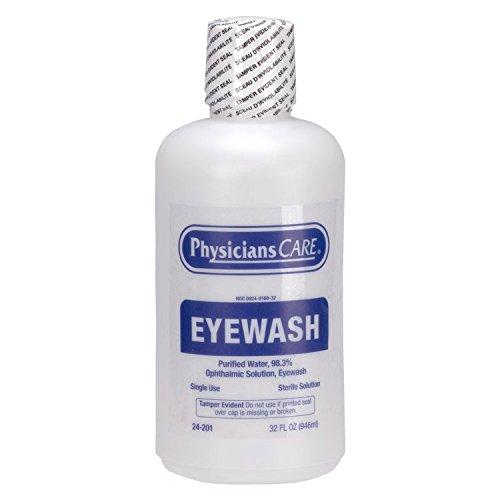 PhysiciansCare 32 oz. Eyewash Bottle, (24-201)
