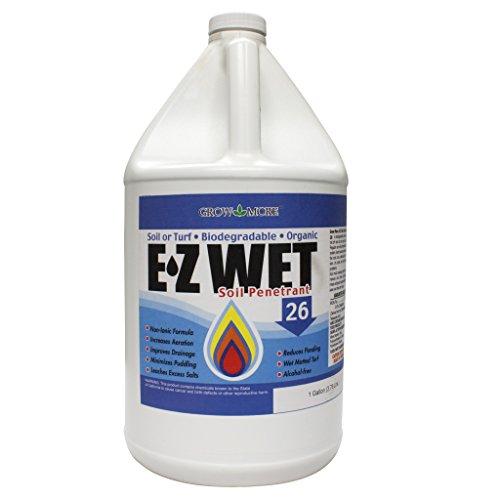 Grow More 8016 EZ Wet Soil Penetrant 26%, 1-Gallon