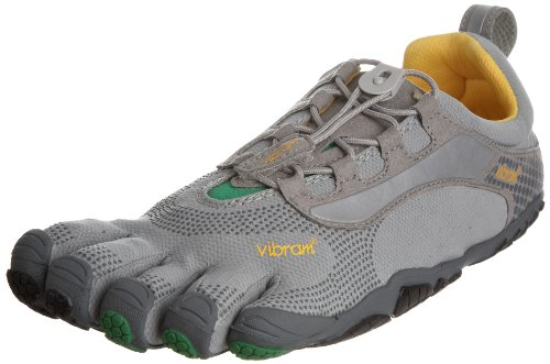 Vibram FiveFingers Bikila LS Sport Shoes - 8 - Grey