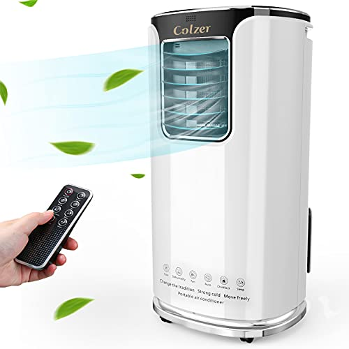 COLZER 500Sq Ft Portable AC Air Conditioner Provides 1,4000...