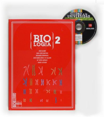 Biología. 2 Bachillerato - 9788467534719