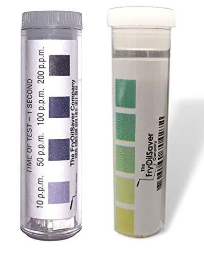 FryOilSaver Co, Restaurant Sanitizer Test Kit, Quat...