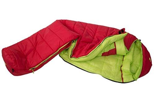 Carinthia G 250 Schlafsack L red/Lime Ausführung Left Zipper 2019 Quechua Schlafsack