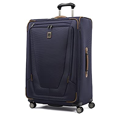 Travelpro Crew 11 29  Expandable Spinner Suiter Suitcase, Patriot Blue
