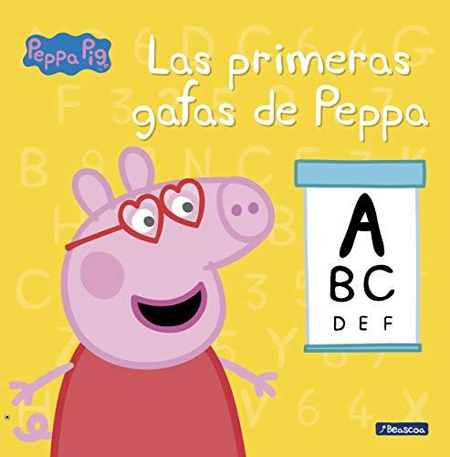 Las primeras gafas de Peppa (Peppa Pig) (Un cuento de Peppa Pig)