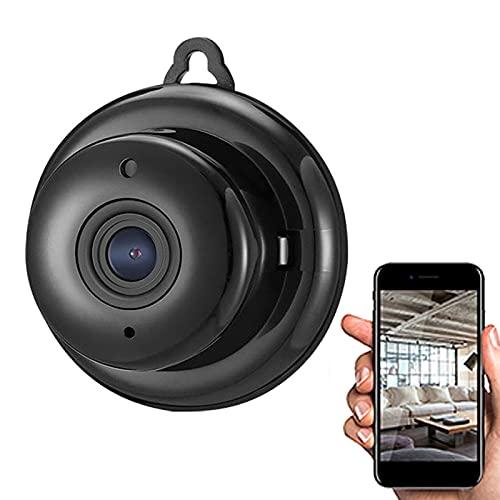 Humidifier 1080p HD IP Mini Cámara Grabadora Inalámbrica WiFi Seguridad Seguridad Control Remoto Vigilancia Night Vision Movimiento Detección Móvil Cámara