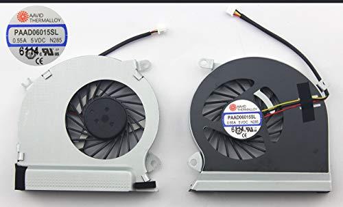 KENAN Laptop CPU Fan for MSI Gaming GE70 2PC Apache & GE70 2PE Apache Pro, Compatible P/N: PAAD06015SL-N285