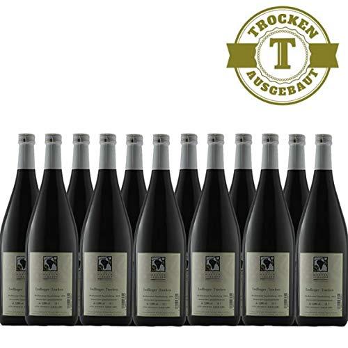 Rotwein Württemberg Trollinger Weingut Martin Schropp trocken (12x1,0l)
