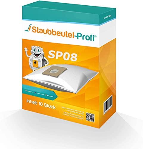 10 Staubsaugerbeutel geeignet für Bomann BS 9019 CB von Staubbeutel-Profi®